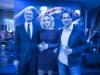Emma so svojimi producentmi Petrom Grausom vlavo a Tomasom Zubakom vpravo