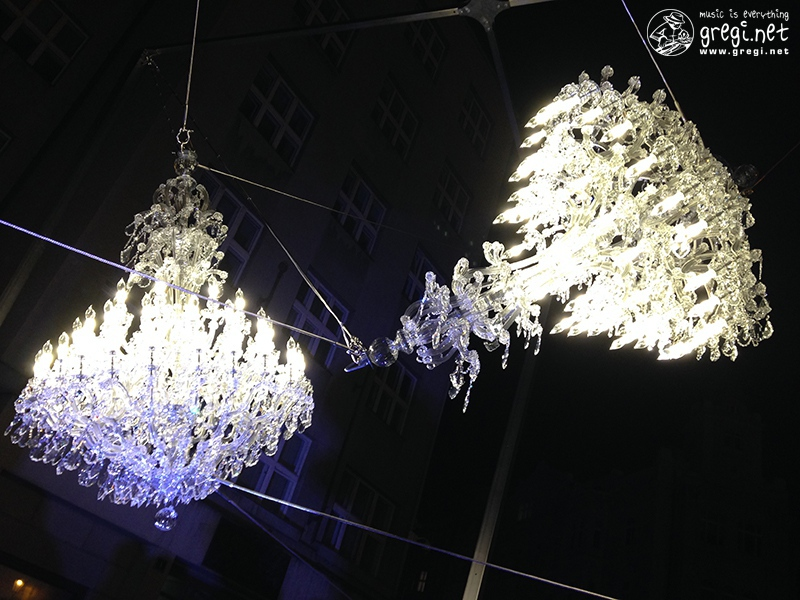 Festival svetla Signal - Praha