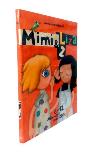 Mimi a Liza DVD 1