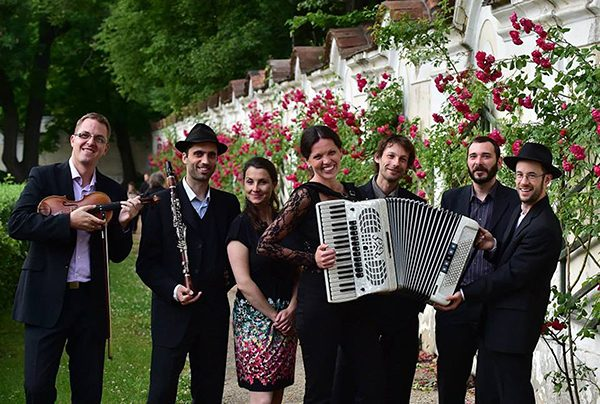 Pressburger Klezmer Band-2