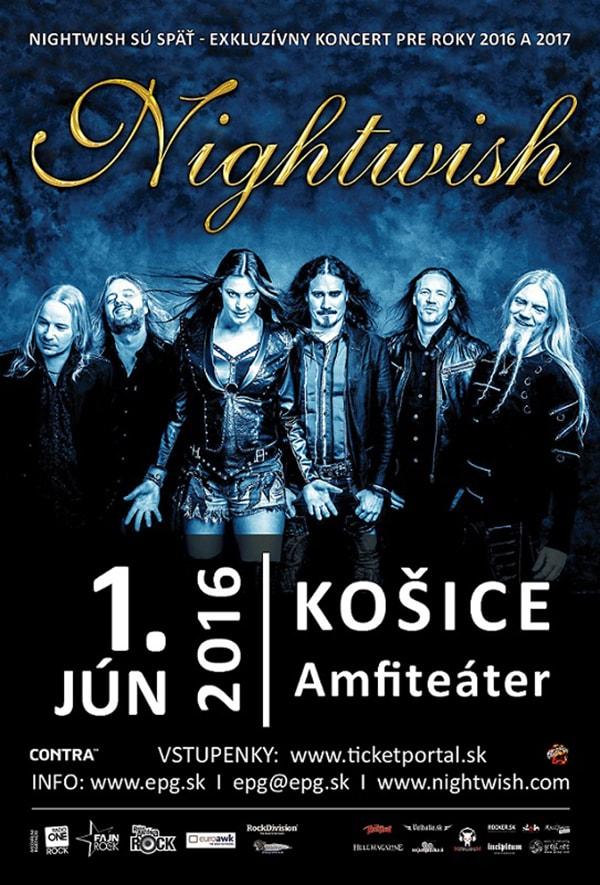 Citylight Nightwish 2016 ZM