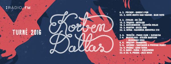 Korben Dallas vizual turne
