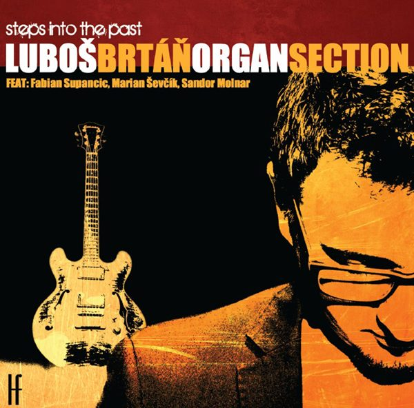 LubosBrtan Organ Section- Steps Into The Past