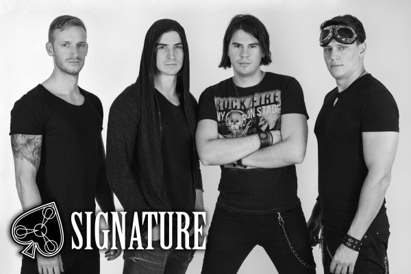 Promo Foto Signature