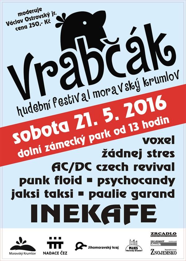 Vrabcak 2016 (plakat A2 )