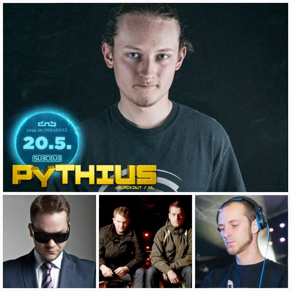 Pythius_lineup@Subclub