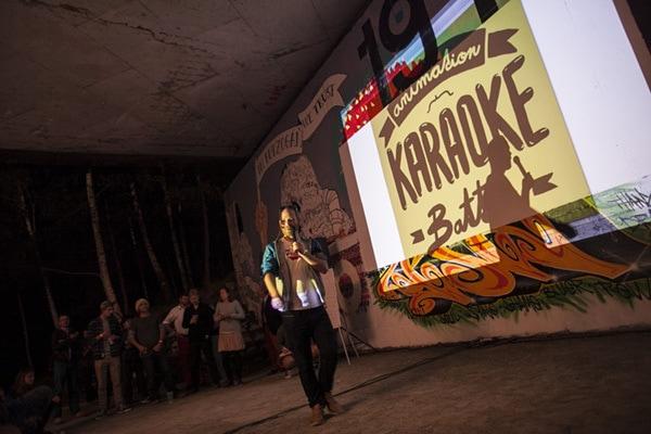 Animation Karaoke Battle_autorka foto Gabriela Zigova