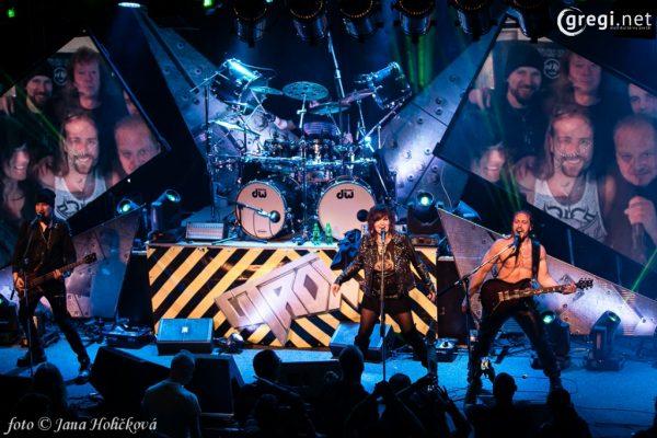Citron (CZ) - Rebelie Rebelů Tour 2016