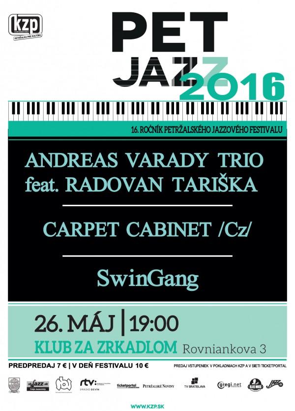 pet jazz 2016