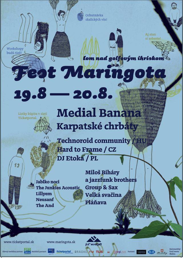 Plagat Fest Maringota 2016