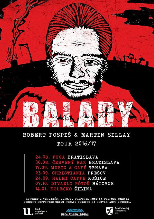 Robert Pospia & Martin Sillay - Balady TOUR