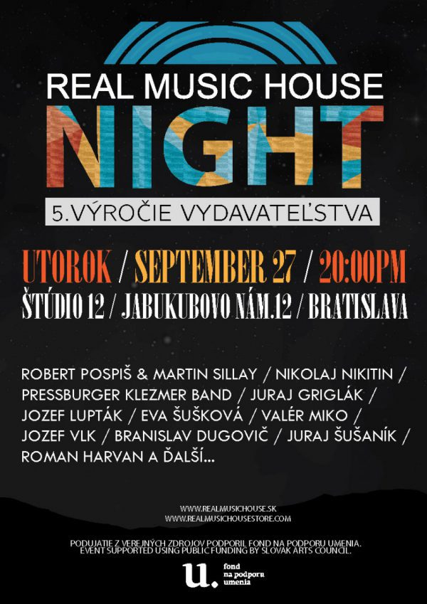 real_music_house_night