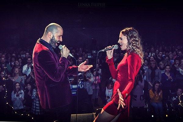 Mária Čírová a Robo Opatovský sa opäť chystajú na spoločné Vianočné turné.