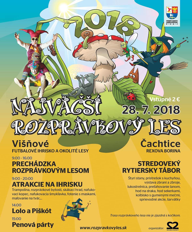 Rozprávkový les: Rozprávkové bytosti ožívajú vo Višňovom už štyridsiaty rok.